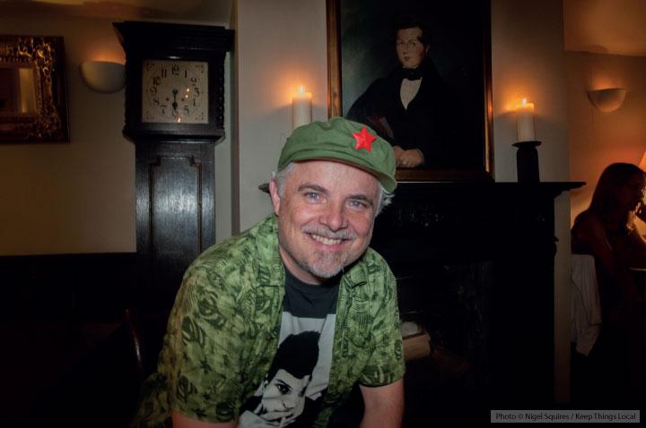 Tim Dunn, BBC, director, Brackenbury Village