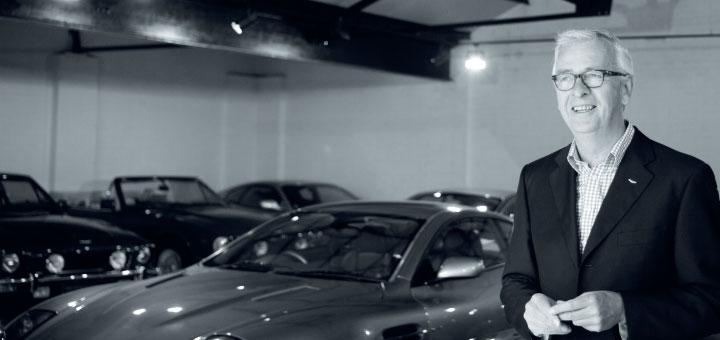 Aston Martin, Nicholas Mee, Jo Reynolds, Goldfinger, Goldhawk Road, James Bond