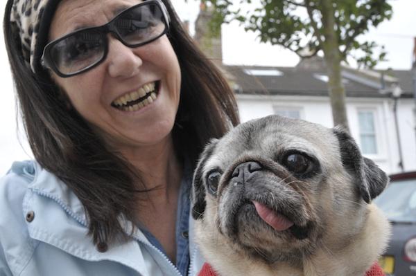 Marisa - Human, Spanish Lessons, Wendy - Dog, Brackenbury Hammersmith